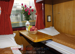 SAPA TRAIN TICKET - SAPA  TRAIN TSC